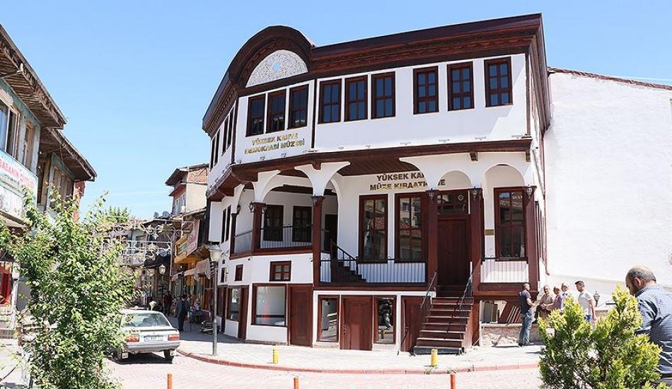 Tokat'ın asırlık kahvehanesi 'Demokrasi Müzesi'ne çevrildi