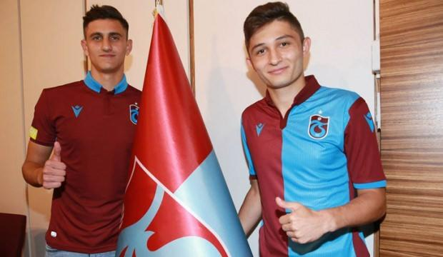 Trabzonspor iki transferi KAP'a bildirdi!