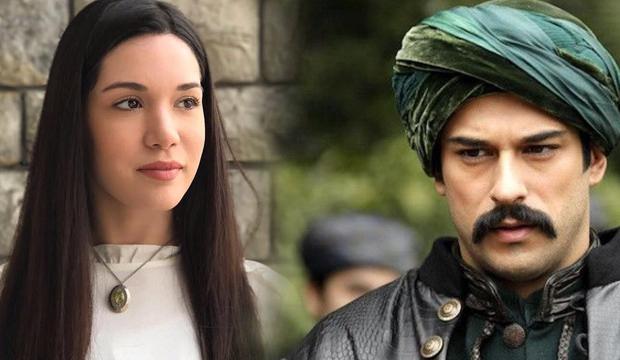 TRT 1 Diriliş Osman'da Burak Özçivit'in partnerinin kim olacağı belli oldu!