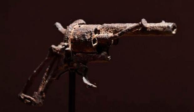 Bu silah 162 bin 500 euroya satıldı! Özelliği ise...