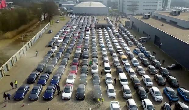 2030'a kadar 11 milyon elektrikli araç trafiğe çıkacak