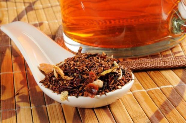 Rooibos çayı tüketimi
