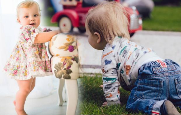 Bebekler nasıl kolay yürütülür?