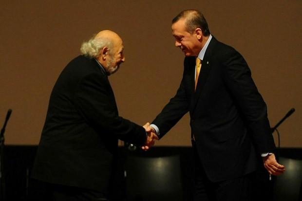 ara güler cumhurbaşkanı erdoğan