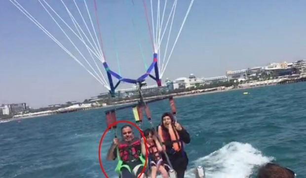 Antalya'da korkunç ölüm! Denize çakıldı...