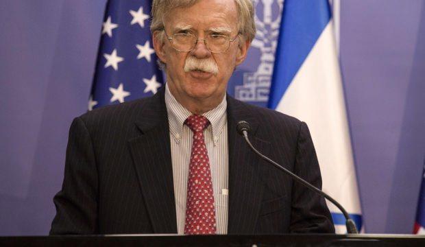Bolton'dan İran açıklaması! Trump anlaşmaya hazır