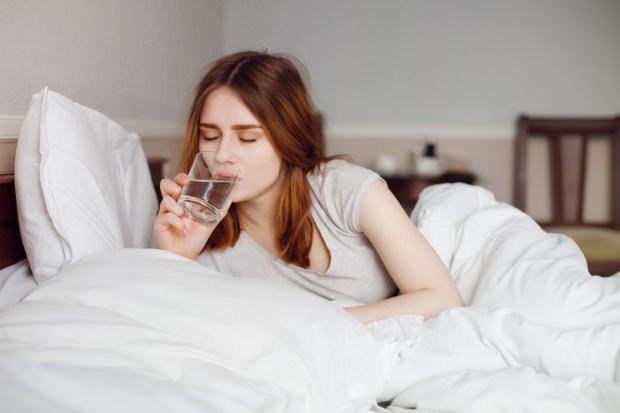 Acil durumlar için su diyeti listesi