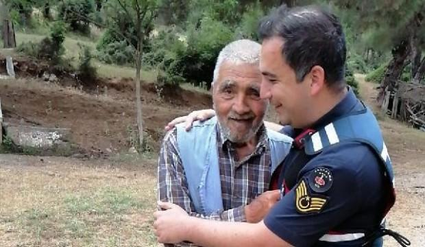 Kayıp alzheimer hastası ormanda bulundu