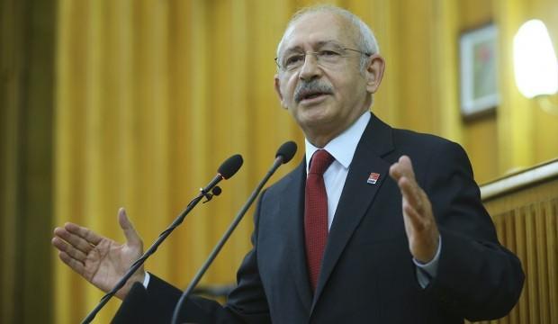 Kemal Kılıçdaroğlu'ndan AK Partililere teşekkür