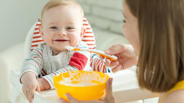 Bebeklerde kilo aldıran tarif
