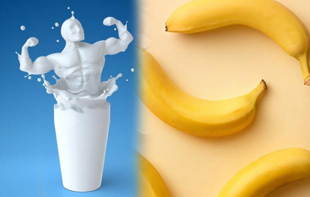 Kilo verdiren Muz ve süt diyeti nasıl yapılır?