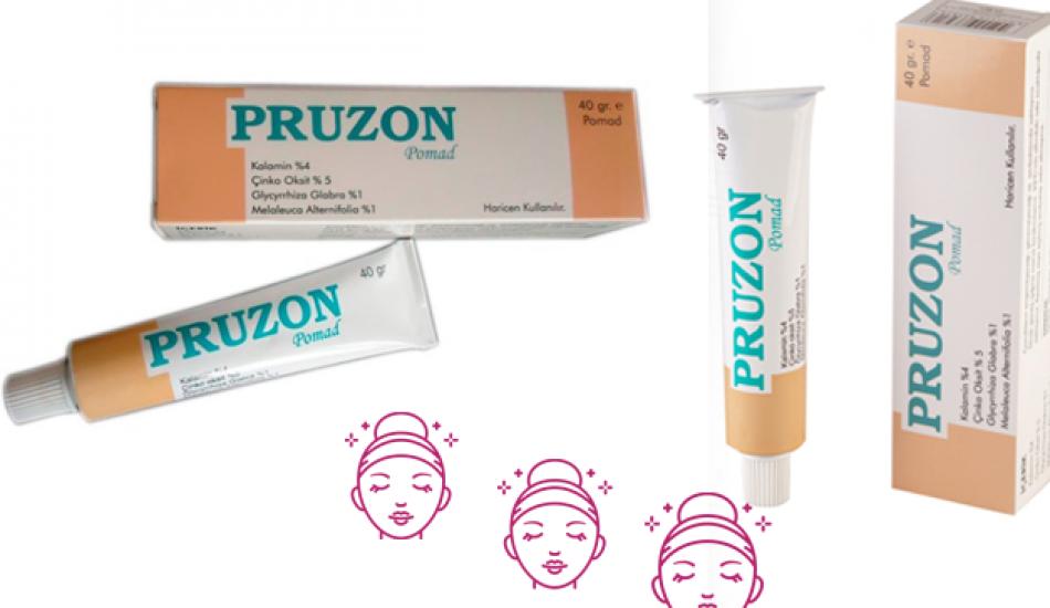 Pruzon Pomad ne işe yarar? Pruzon Pomad nasıl kullanılır?