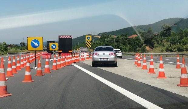 TEM'i kullanan sürücüler dikkat!