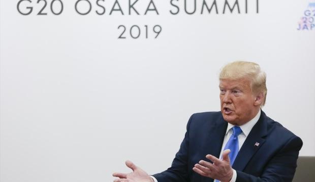 Japonya'dan Trump'a özel sunum: Tek tek çizdiler, haritada gösterdiler