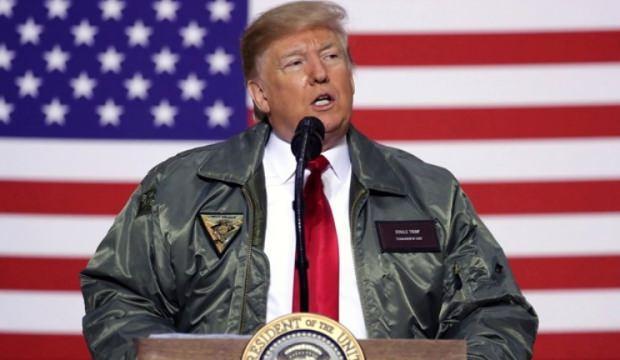 Trump'tan korkutan açıklama: Fazla uzun sürmez!