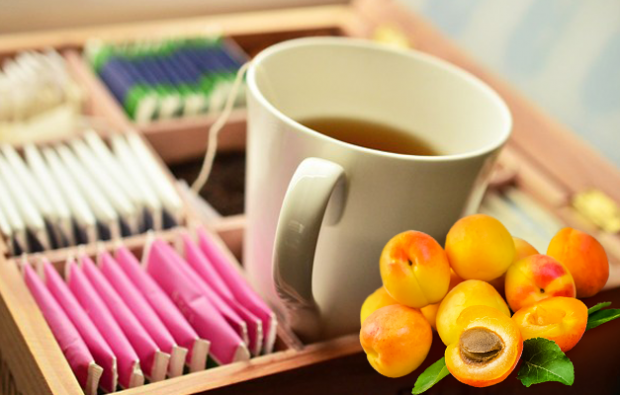 Kayısı form çayı ile zayıflama