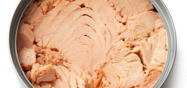 Sirke ve ton balığı ile hamilelik testi