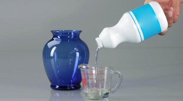 Çamaşır suyu ile hamilelik testi