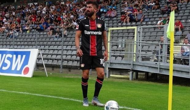 Kerem Demirbay: 'Leverkusen'de mutluyum'