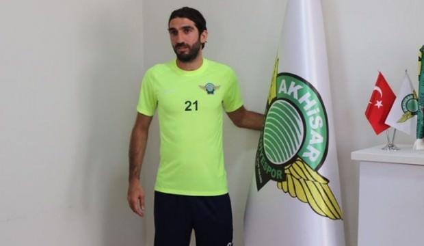 Akhisarspor Burhan Eşer'i transfer etti