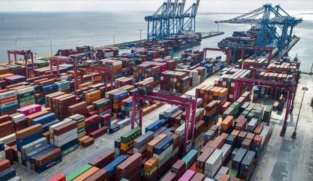 Batı Akdeniz'den 6 ayda 921 milyon dolarlık ihracat
