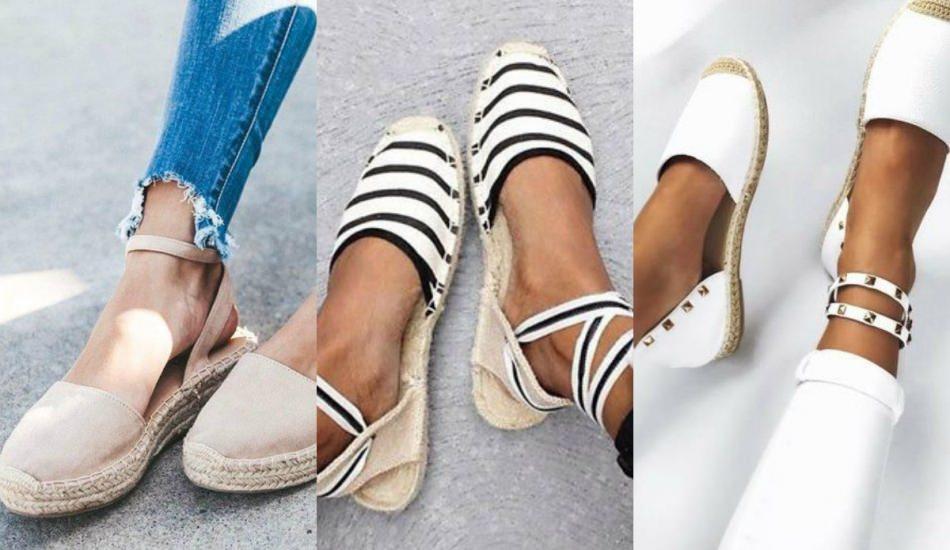 Sandalet alırken nelere dikkat edilmeli? 2019 sandalet modelleri!