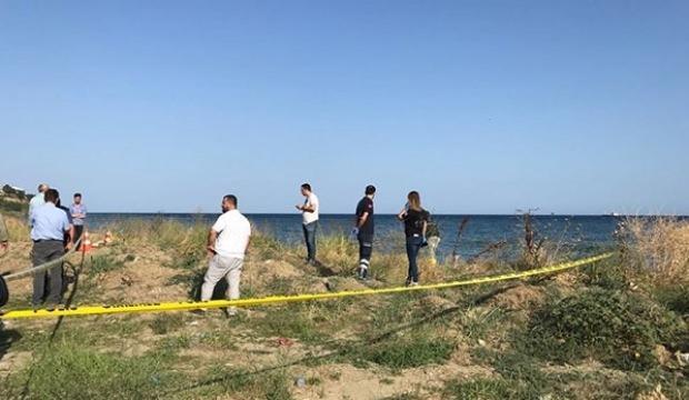 Tekirdağ'da denizde kadın cesedi bulundu