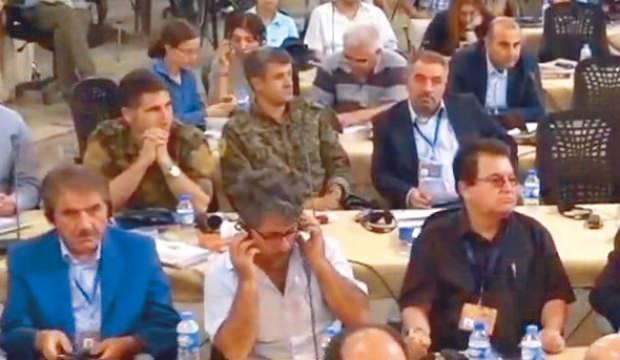 Tüm Türkiye düşmanları aynı toplantıda buluştu