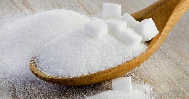 Toz şeker ile hamilelik testi