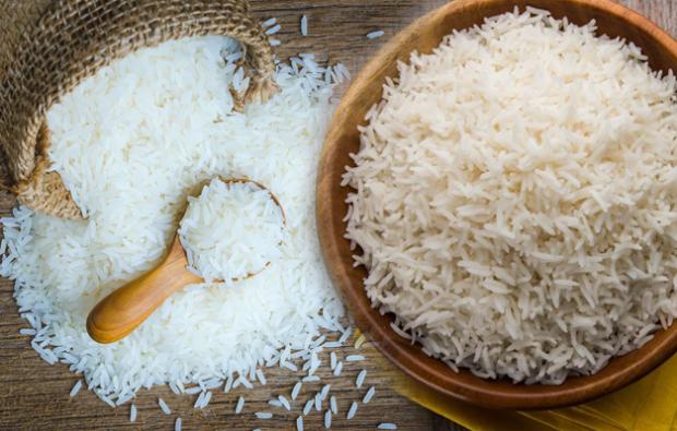 Çiğ pirinç diyeti