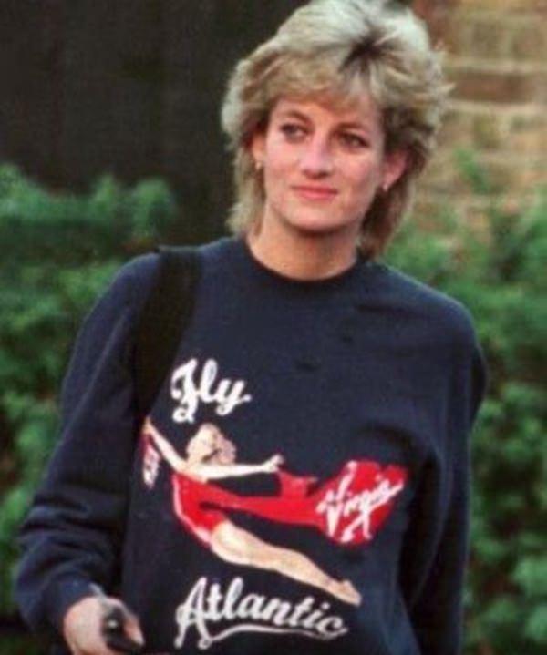 Prenses Daiana sweatshirt