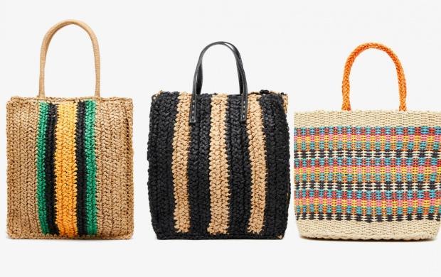 2019 hasır çanta modellerinde neler var