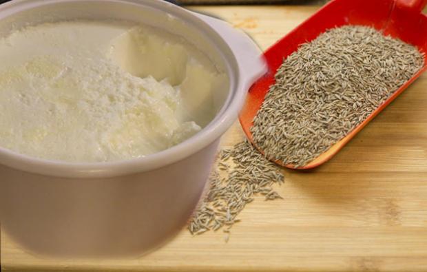 kimyon yoğurt karışımı ne işe yarar