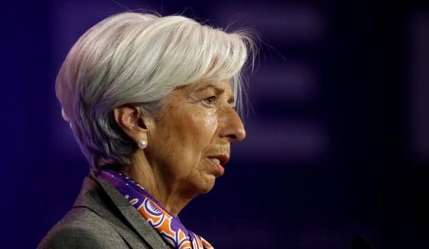 AB maliye bakanlarından Lagarde'a destek