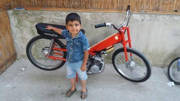 Mehmet Ali daha 5 yaşındaydı...