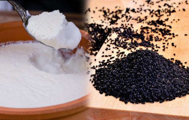 Çörek otu ve yoğurt ile zayıflama