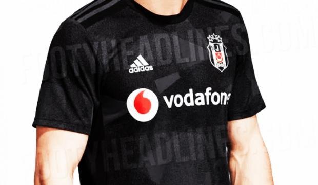 Beşiktaş'ın yeni sezon formaları sızdı!