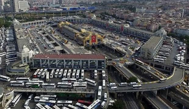 Büyük İstanbul Otogarı'nın işletmesi İSPARK'a devredildi