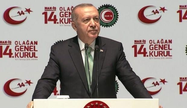 Cumhurbaşkanı Erdoğan: O süre 4 ay uzatıldı