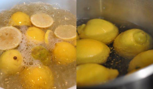 Şimdilerde herkesin yeni gözdesi: Haşlanmış limon diyeti ile zayıflama...