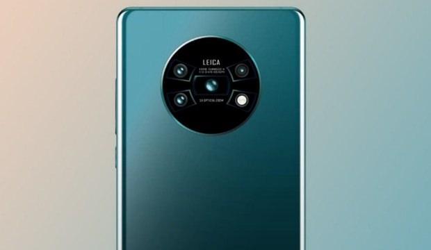 Huawei Mate 30 Pro'nun ekranı sızdırıldı! Huawei tasarımı değiştiriyor