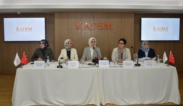 KADEM'den iddialara yanıt: Duruşumuz nettir
