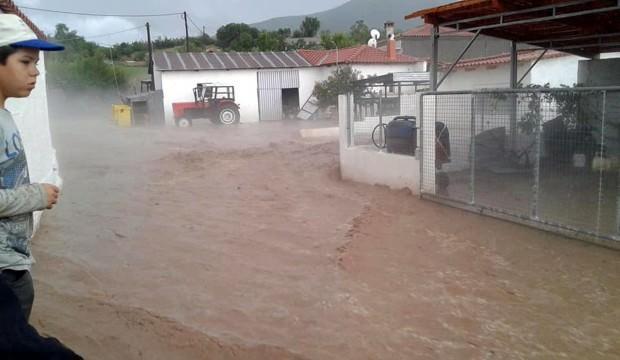 Meteoroloji uyardı: Şiddetli yağış ve dolu etkili olacak