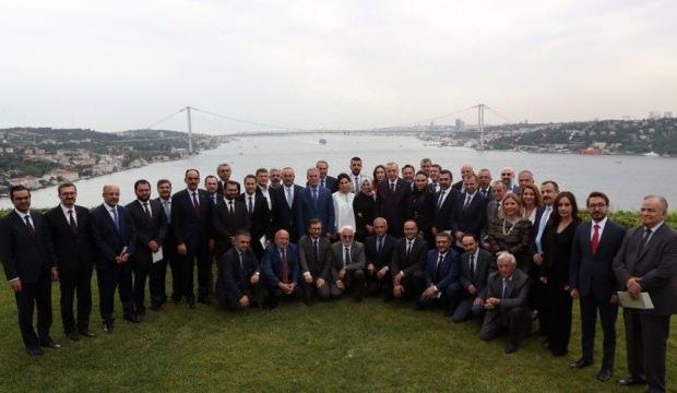 S-400'ler sonrası Erdoğan'dan ilk açıklama: Savaşa hazırlanmıyoruz...