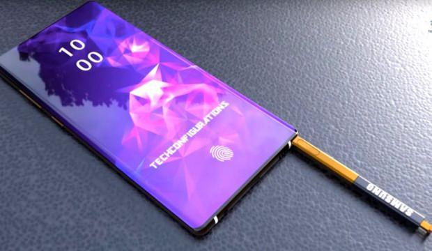 Samsung Galaxy Note 10 basın görselleri ortaya çıktı: İşte, yeni Galaxy Note10!