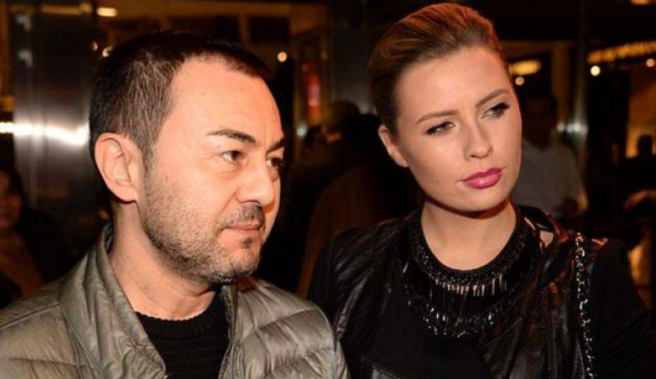 Serdar Ortaç'ın eşi Chloe Loughman tüm parasını batırdı