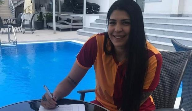 Tilbe Şenyürek Galatasaray'da