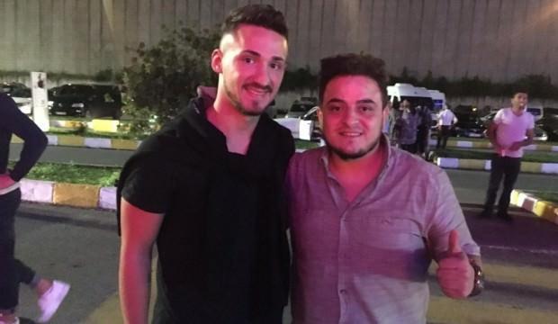 Trabzonspor'un yeni transferi geldi!