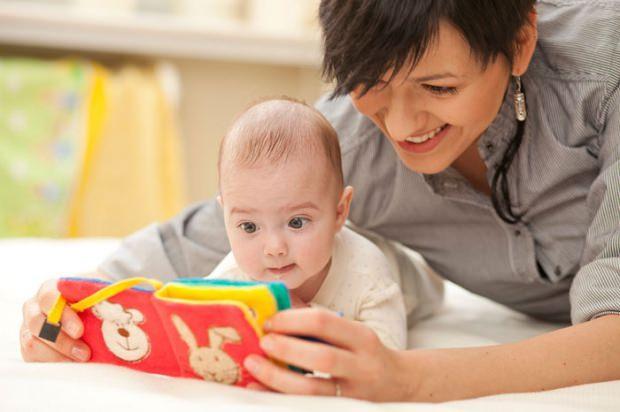 bebekler için eğitici kitaplar