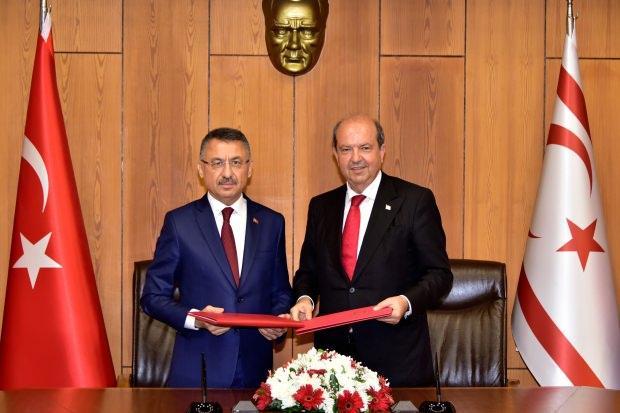 'Hakimiyetimizi Türkiye'nin desteğiyle dünyaya duyuracağız'